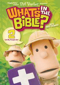 What's In The Bible: Let My People Go! #2 DVD