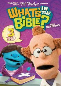 What's In The Bible: Wanderin' In The Desert #3 DVD