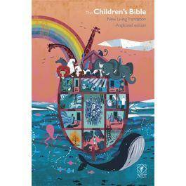 The Children's Bible: New Living Translation: With Noah's Ark And Rainbow And Other Colourful Illustrations