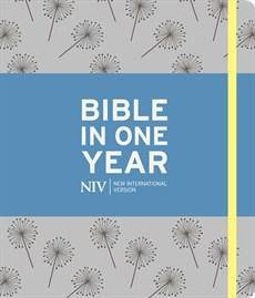 Niv Journalling Bible In One Year Gray