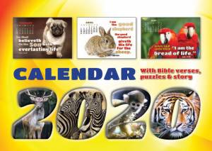 AEB Children's Calendar 2020