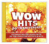 Wow Hits 20th Anniv Cd