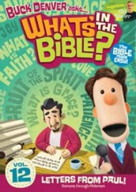 What's In The Bible 12 Dvd