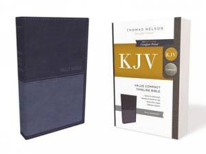 Kjv, Value Thinline Bible, Com