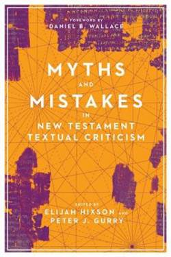 Myths And Mistakes In New Test