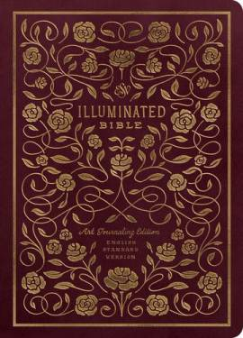 Esv Illuminated Bible, Art Jou