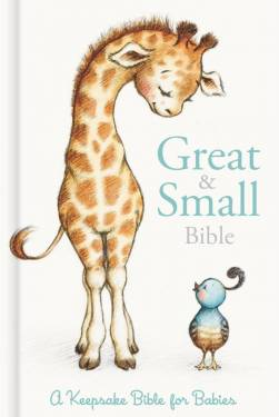 Csb Great And Small Bible (Boxed)