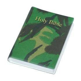 Kjv Pocket Reference Bible Cam