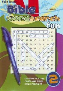Bible Wordsearch Fun 2