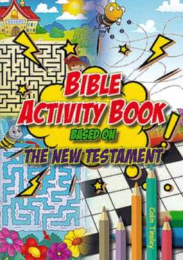 Bible Activity Book Based On T