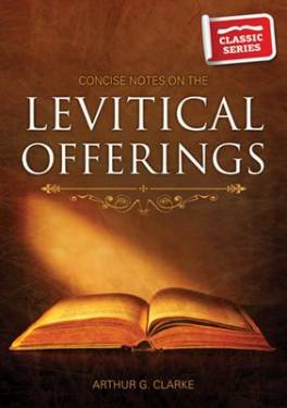 Concise Notes On The Levitical
