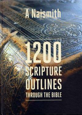 1200 Scripture Outlines Throug