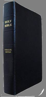AV Darby Parallel Bible Genuin