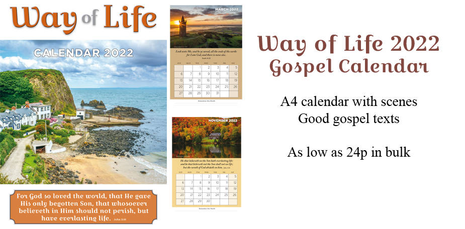 Way of Life calendar